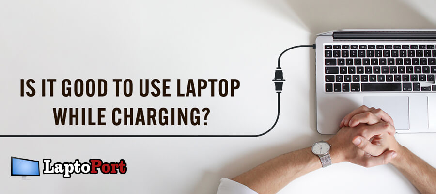 Can I use laptop while charging